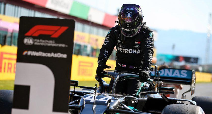 Hamilton GP Toscana 2020