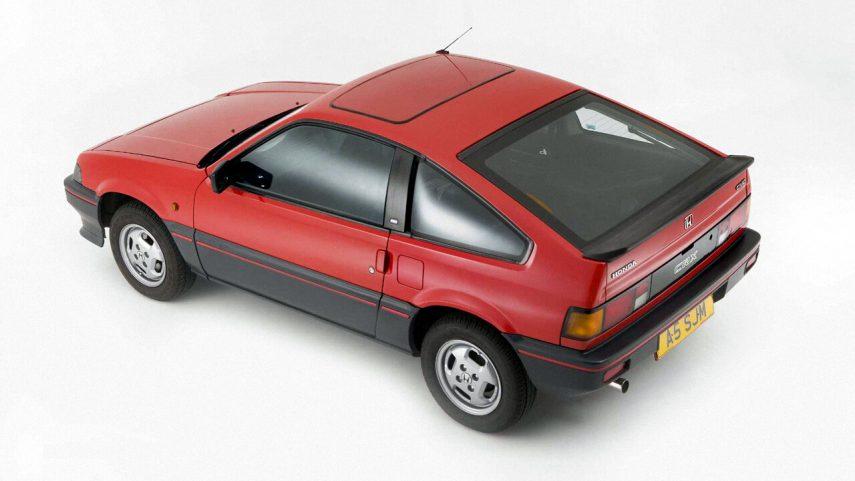 Honda CR X 1983