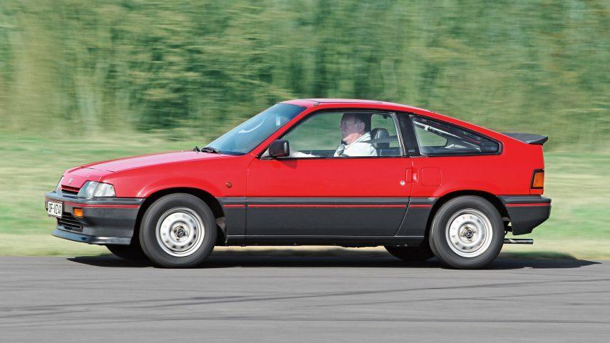 Honda CR X 1985