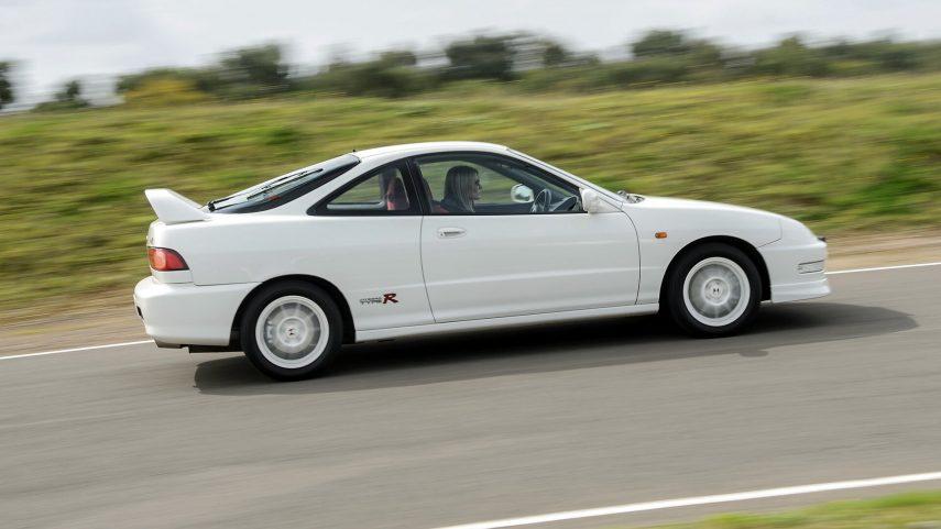 Coche del día: Honda/Acura Integra Type R (DC2)