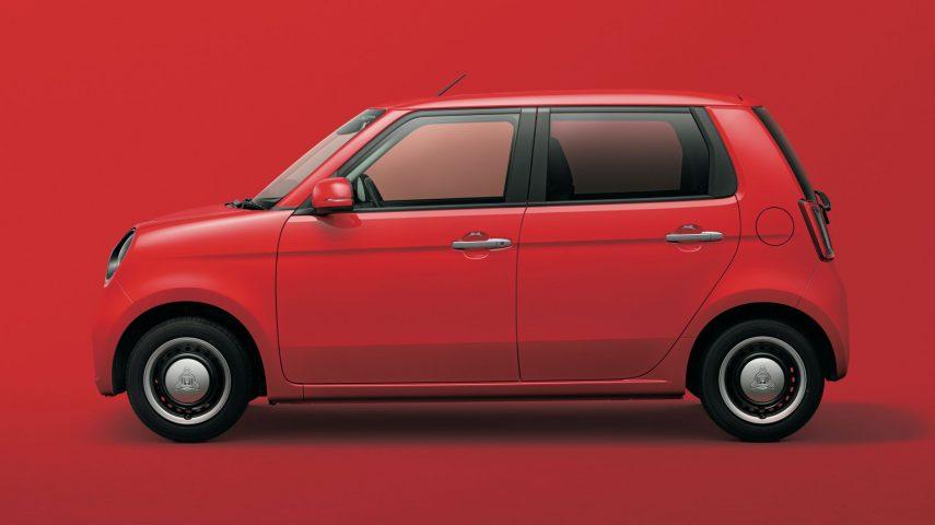 Honda N-One 2021, igual de cuco, y ahora con opción a transmisión manual