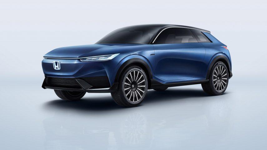 El Honda SUV e:concept adelanta un nuevo eléctrico que podría no llegar a Europa