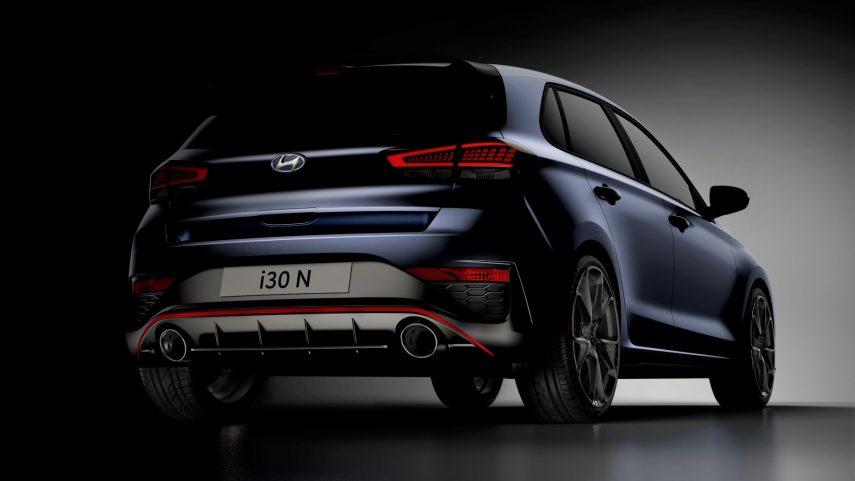 Hyundai i30 N 2021 Teaser (2)