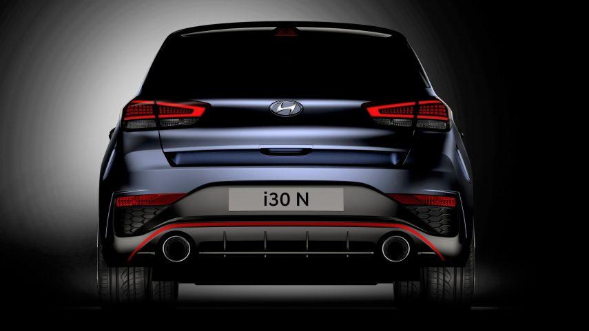 Hyundai i30 N 2021 Teaser (3)