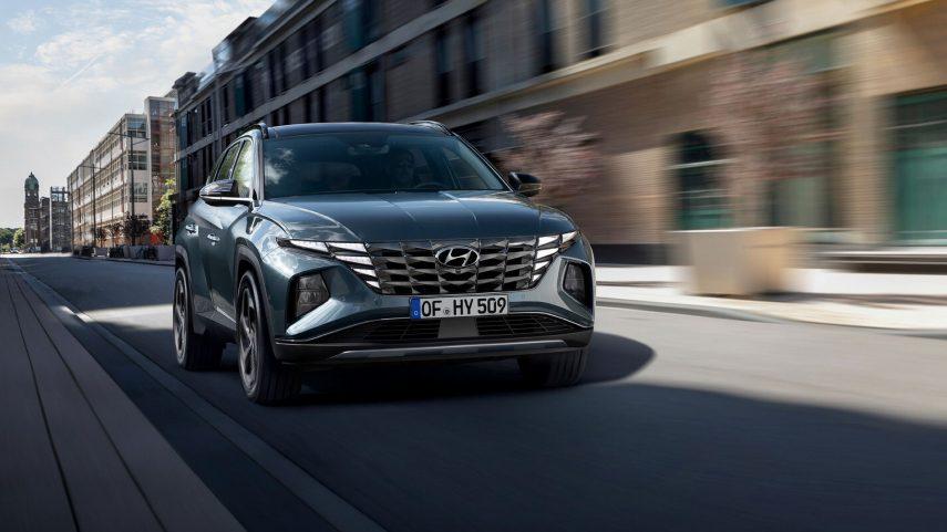 Hyundai Tucson 2021, una revolución por dentro y por fuera