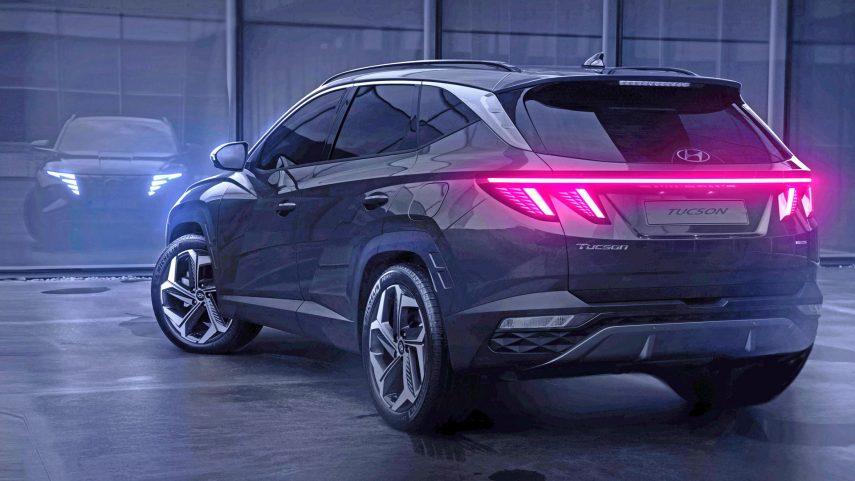Hyundai Tucson aclarado 2020
