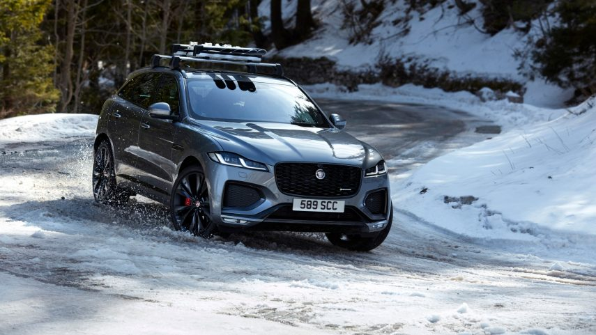 Jaguar F-Pace 2021, con más cambios de los que aparenta