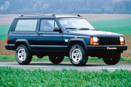 Jeep Cherokee 3p 1993
