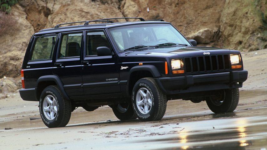 Jeep Cherokee Sport 1997 1