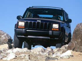 Jeep Cherokee Sport 1997 3