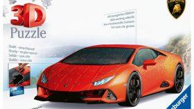 Lamborghini Huracan EVO Ravensburger Puzle 3D (5)