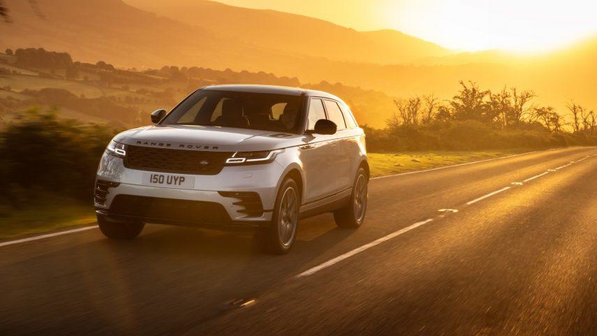 Range Rover Velar 2021: ahora con mecánicas de seis cilindros y un híbrido enchufable