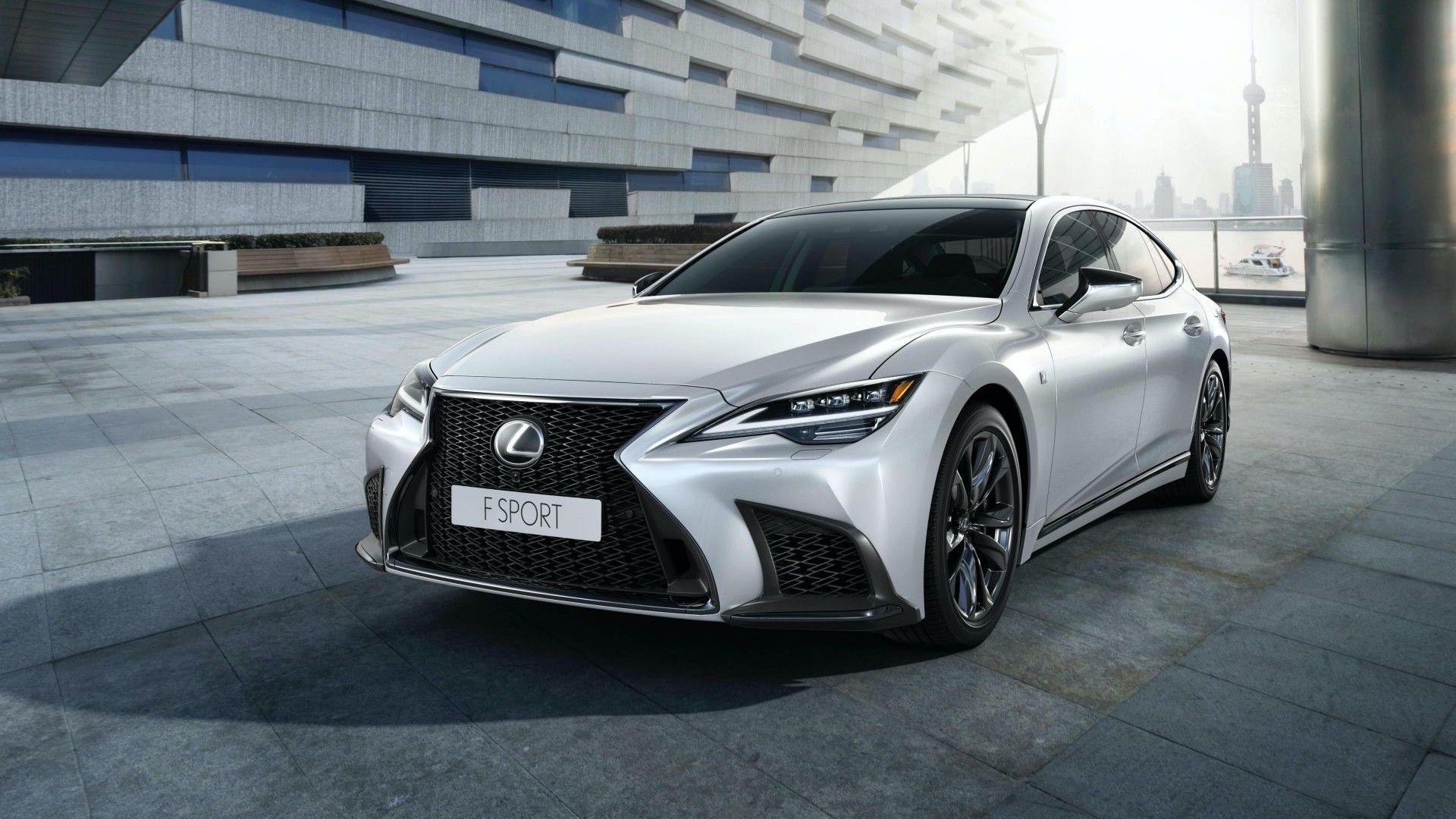 Lexus LS 2021, llega la actualización de mitad de vida