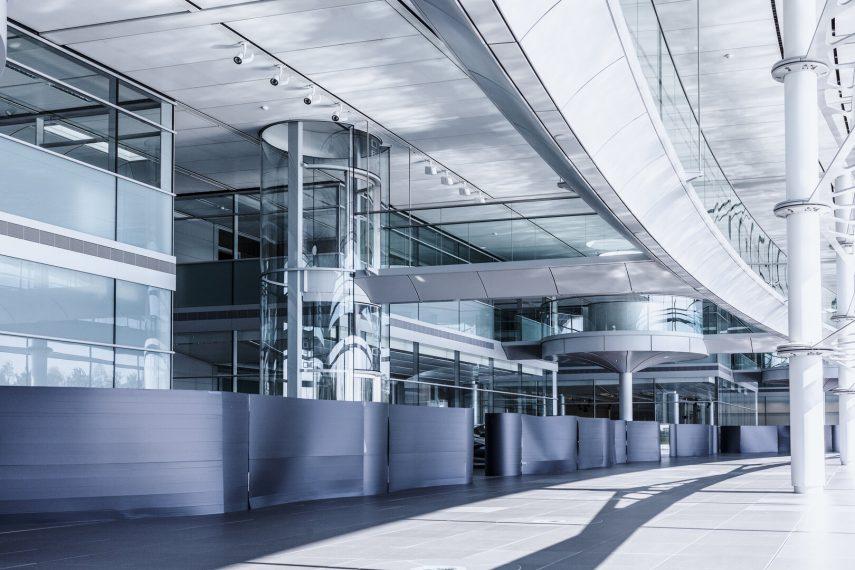 McLaren Technology Centre 2