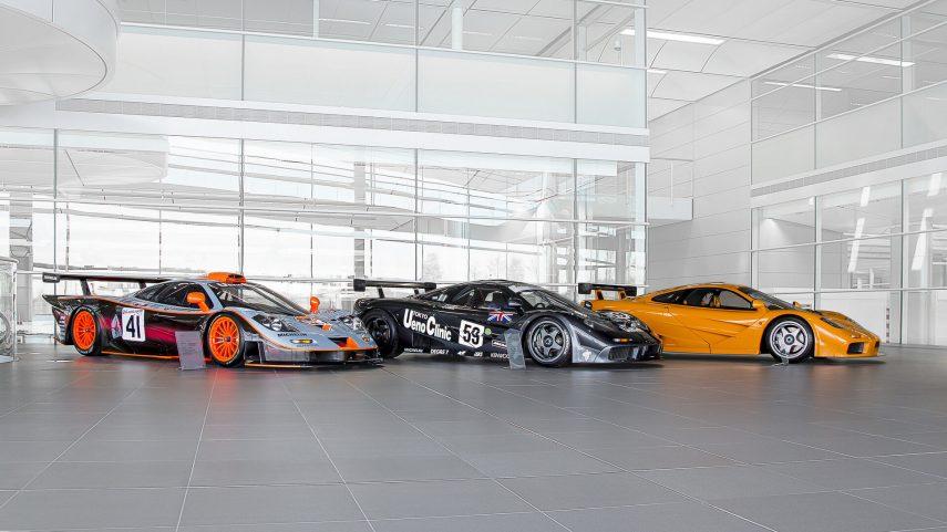 McLaren Technology Centre 3