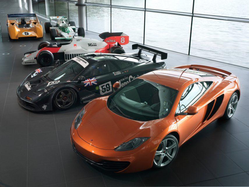 McLaren Technology Centre 4
