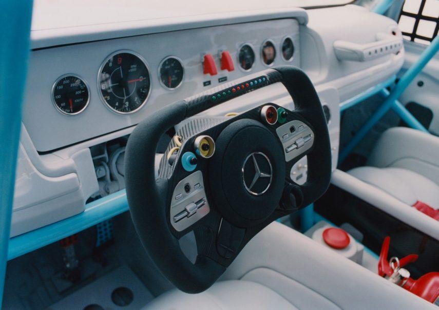 Mercedes Benz Clase G Project Geländewagen (15)