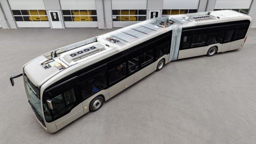 Mercedes Benz eCitaro G Autobus Electrico (3)