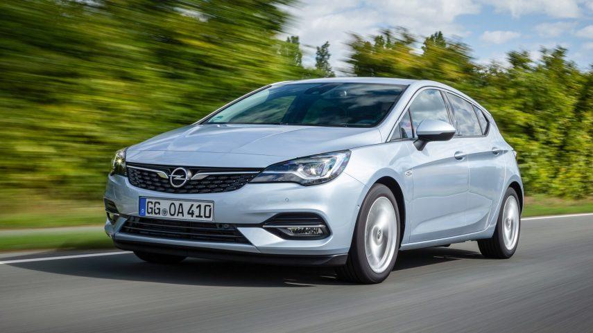 El Opel Astra recibe un cambio CVT para el motor 1.4 Turbo de 146 CV