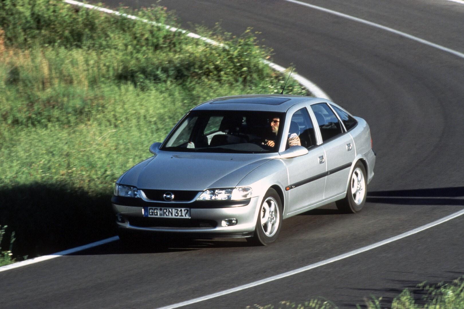 Coche del día: Opel Vectra (B)