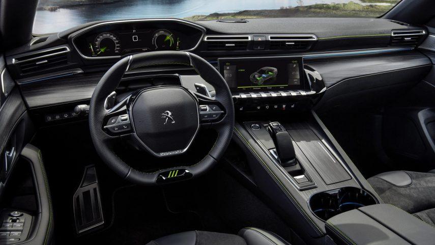 Peugeot 508 PSE 2021 (24)