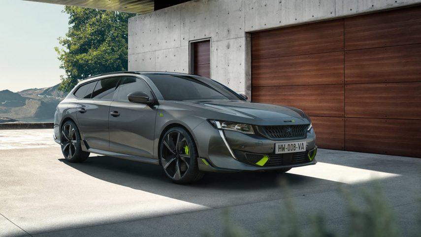 Peugeot planea una gama completa de nuevos modelos deportivos