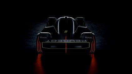 Peugeot Sport Le Mans Hypercar Teaser (2)