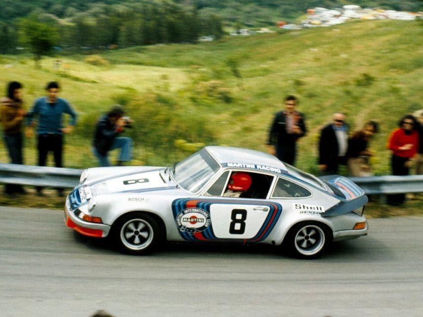 Porsche 911 Carrera RSR Coupe 901 1