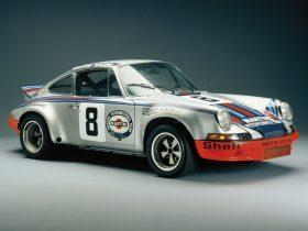 Porsche 911 Carrera RSR Coupe 901 2