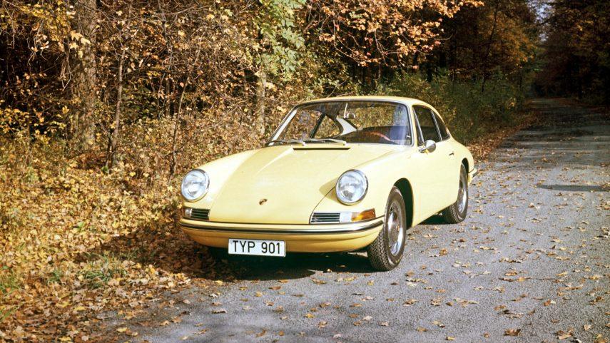 Porsche 911 prototipo 901
