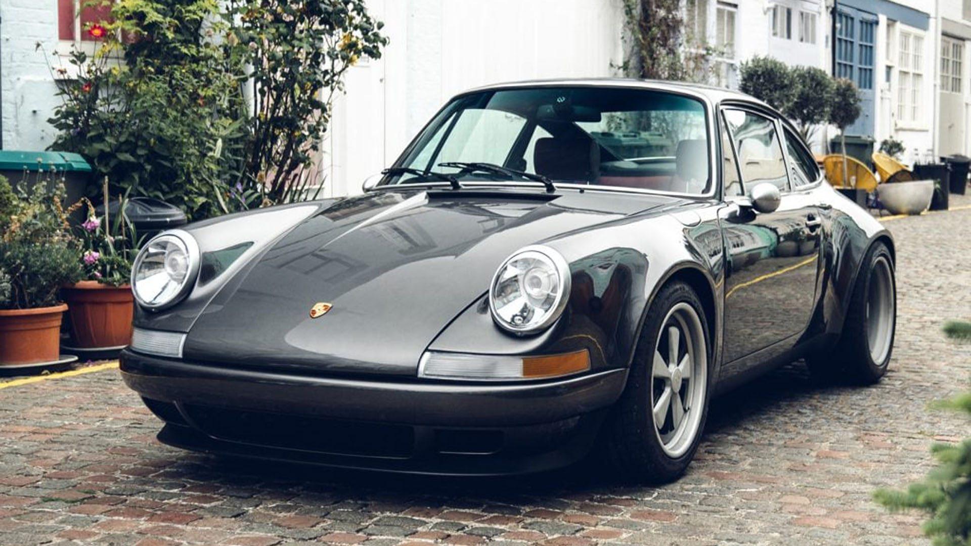 Porsche 911 by Theon Design, un espectacular restomod hecho en Reino Unido