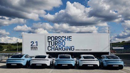 Porsche turbo charging 3