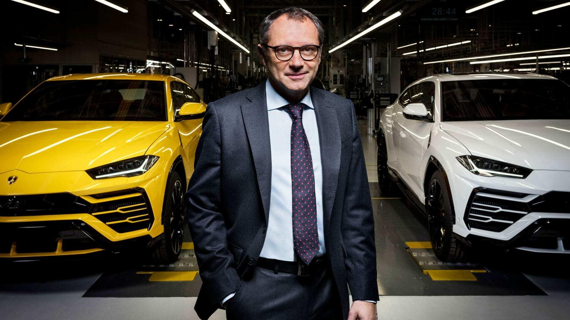 Stefano Domenicali, ¿nuevo CEO de la Fórmula 1?