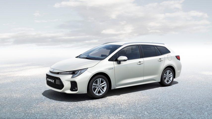 Conoce al Suzuki Swace, el hermano gemelo del Toyota Corolla Touring Sports