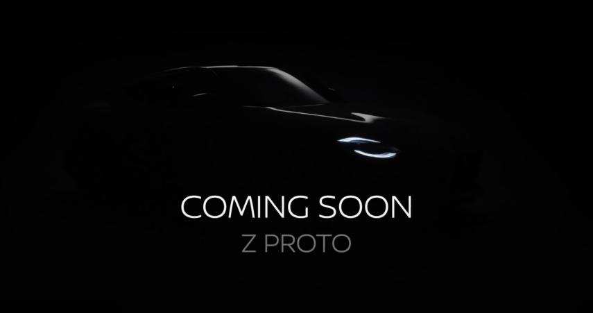 El nuevo Nissan Z Proto tendrá motor turbo y cambio manual