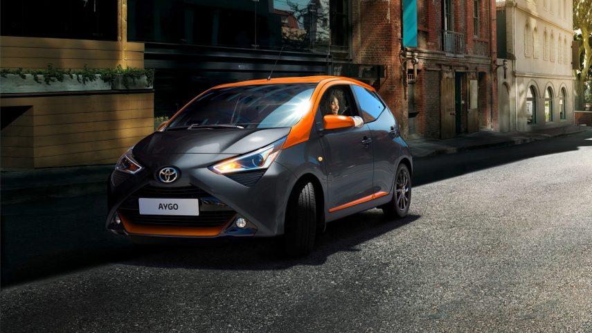El Toyota Aygo 2020 llega con dos ediciones especiales
