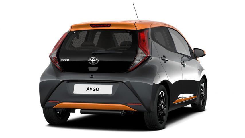 Toyota Aygo 2020 X Cite (3)