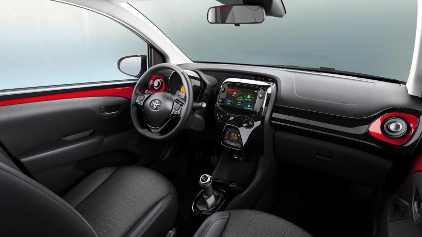 Toyota Aygo 2020 X Clusiv (4)
