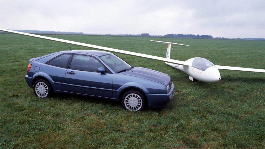Coche del día: Volkswagen Corrado