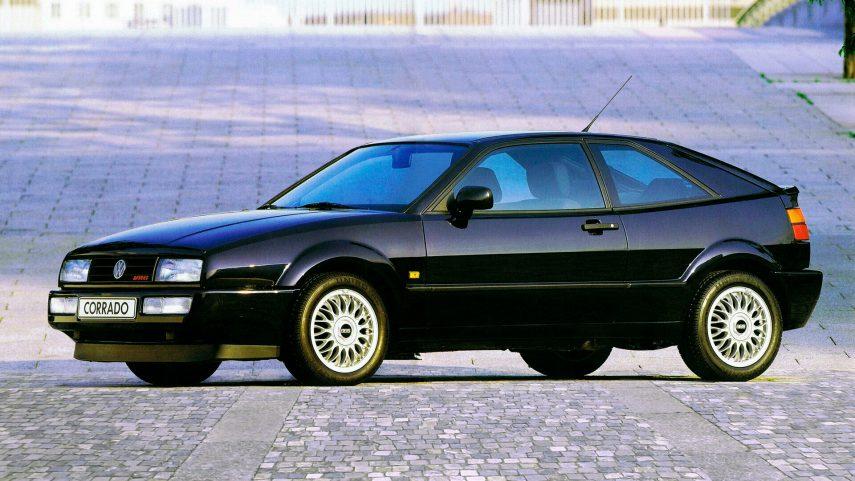 Volkswagen Corrado VR6 1992 1