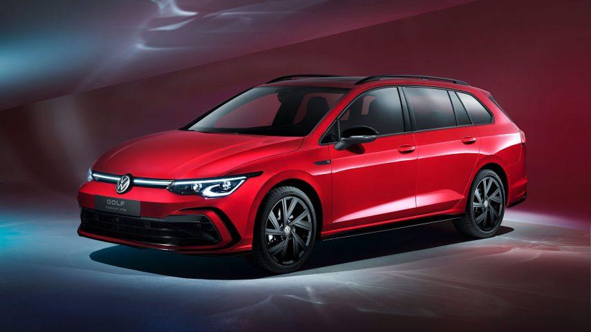 Nuevos Volkswagen Golf Variant y Alltrack, mayor versatilidad