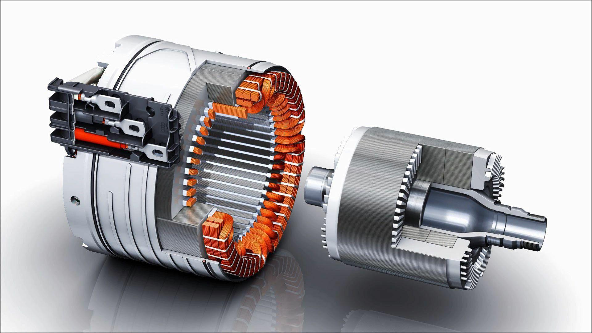 04 Motor Asincrono Audi