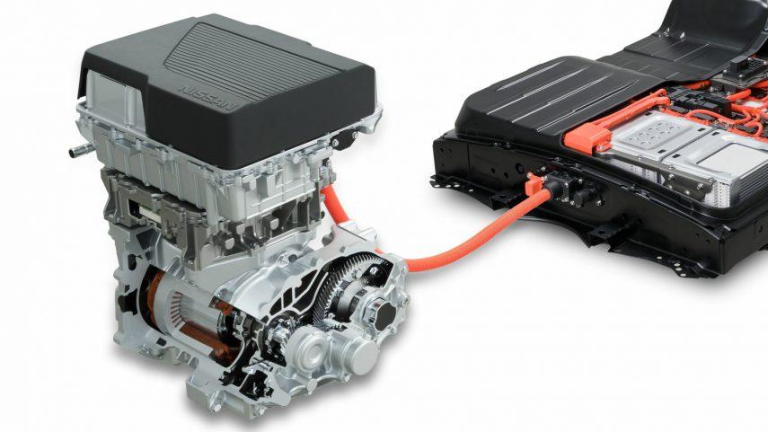 09 Nissan LEAF e