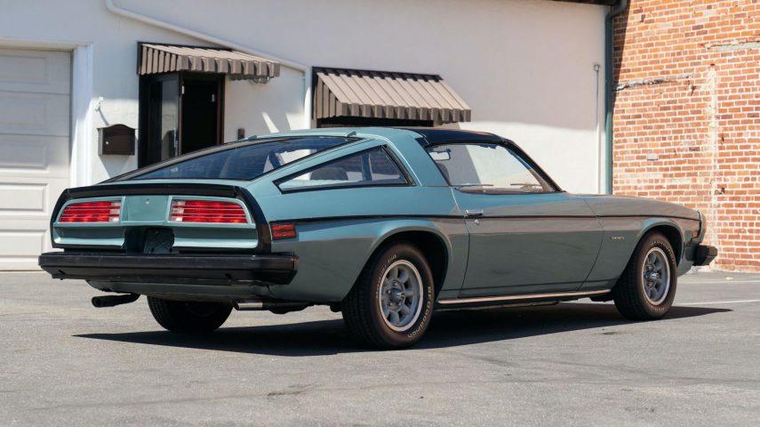 1976 Chevrolet Camaro Europo Hurst by Frua 10