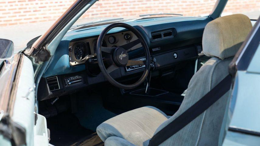 1976 Chevrolet Camaro Europo Hurst by Frua 4