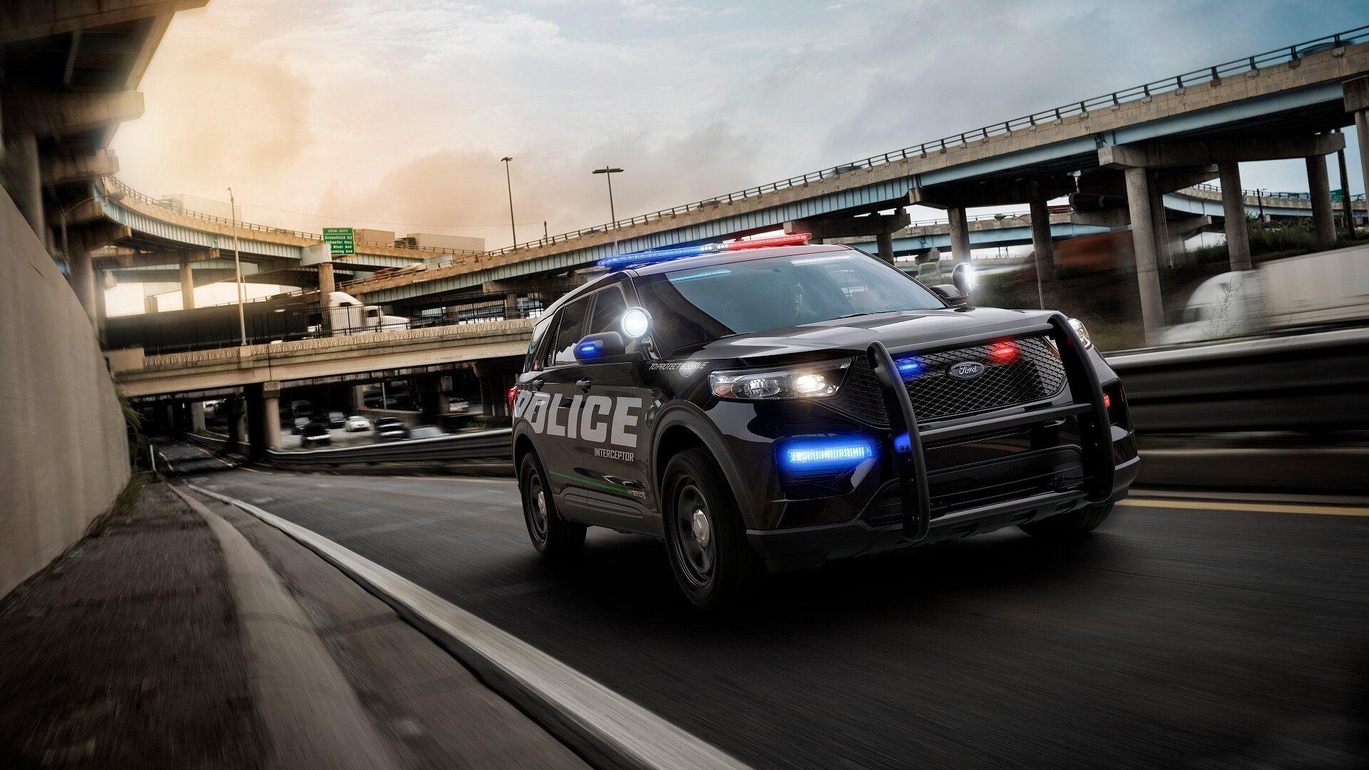 Coche del día: 2020 Ford Police Interceptor Utility