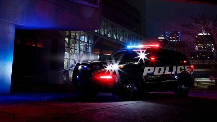 2020 Ford Police Interceptor Utility 3