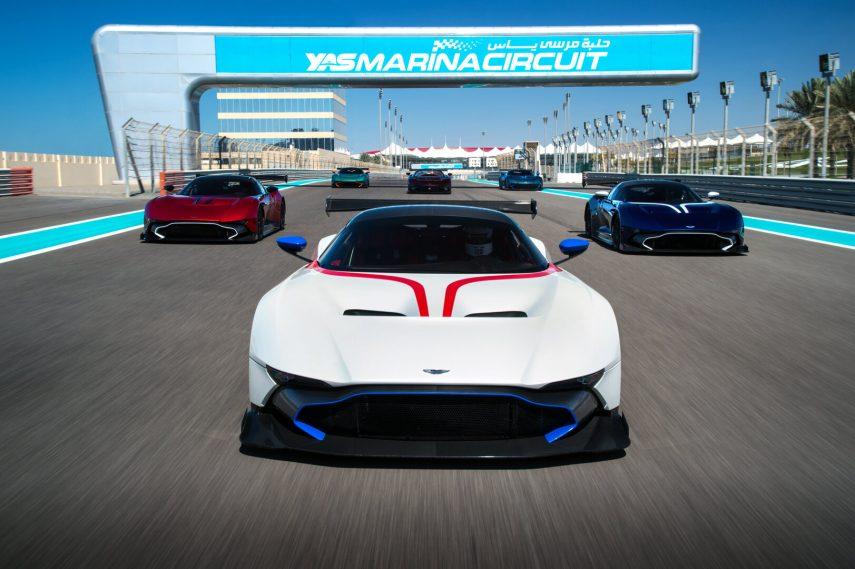 Coche del día: Aston Martin Vulcan