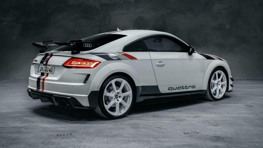 """Audi TT RS """"40 Years of Quattro"""" 2020 (2)"""