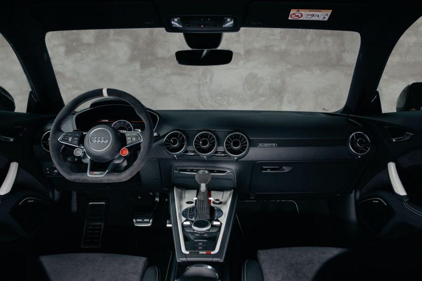 """Audi TT RS """"40 Years of Quattro"""" 2020 (8)"""